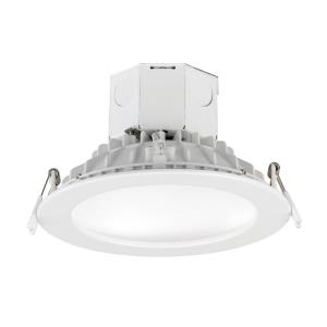 "Cove - 6.75"" 12W 1 LED Recessed Downlight"