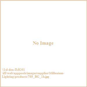 Iron Gate - Nine Light Pendant