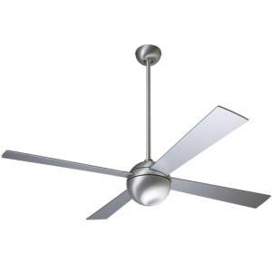 """Ball Fan 52"""" Ceiling Fan with Aluminum Blades"""