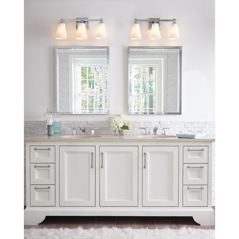 Monterro Three Light Bath Vanity