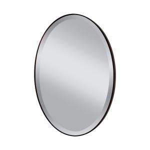 """Johnson - 36"""" Oval Mirror"""