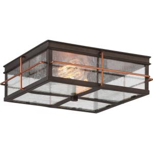 Howell - Two Light Outdoor Flush Mount