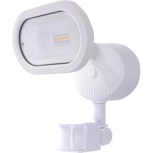 "6.38"" 14W 1 LED Single Head Outdoor Security Light with Motion Sensor"