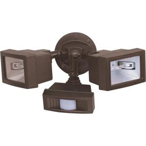 Two Light Outdoor Flood Light with Motion Sensor