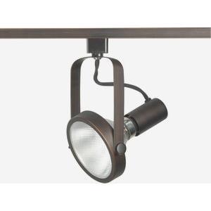 One Light Gimbal Ring Track Head
