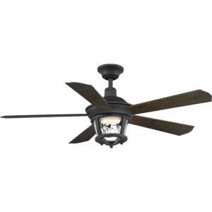 """Smyrna - 52"""" Ceiling Fan with Light Kit"""
