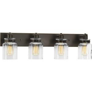 Calhoun - Four Light Bath Vanity