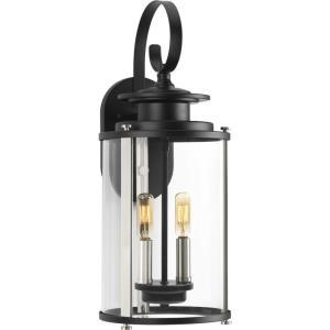 Squire - Two Light Outdoor Medium Wall Lantern