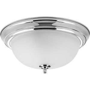 Dome - Two Light Flush Mount
