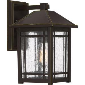 "Cedar Point - 13"" One Light Outdoor Hanging Lantern"