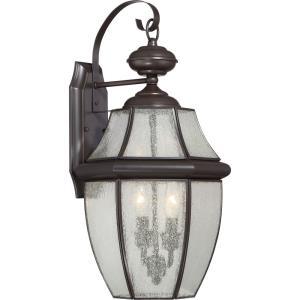 Newbury - Two Light Outdoor Wall Lantern