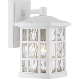 Stonington - One Light 100W Small Outdoor Wall Lantern