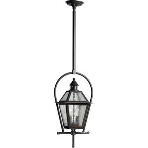 French Quarter - Two Light Outdoor Pendant