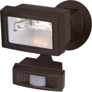 150W One Light Outdoor Flood Light with Motion Sensor