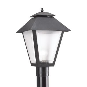 One Light Outdoor Post Lamp