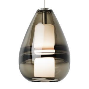 """Mini Ella - 7"""" 8W 1 LED Kable Lite Pendant"""