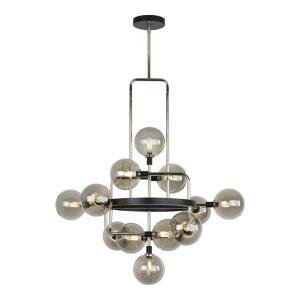 "Viaggio - 30.2"" Chandelier with No Lamp"