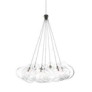 Cheers - Seven Light Monorail Low Voltage Pendant