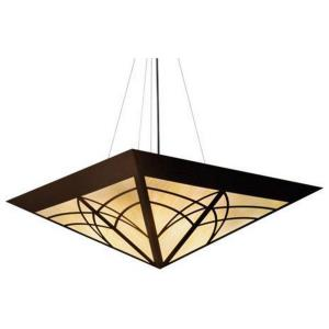 "Profiles - 18"" 11.5W 1 LED Pendant"