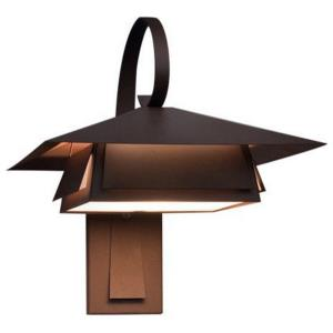 "Profiles - 16"" 11.5W 1 LED Outdoor Wall Sconce"
