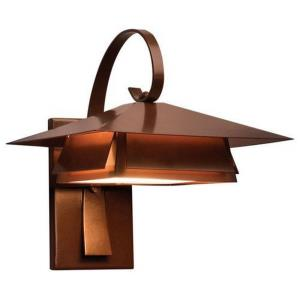 "Profiles - 12"" 8W 1 LED Outdoor Wall Sconce"