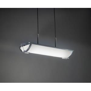 "Apex - 27.5"" 17W 1 LED Pendant without Mesh"