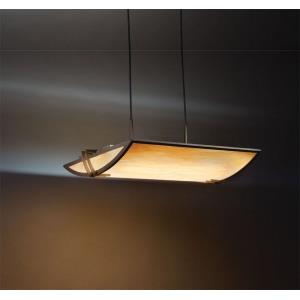 "Apex - 26"" 17W 1 LED Pendant without Mesh"
