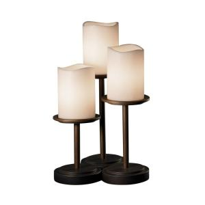 Dakota 3 Light Table Lamp
